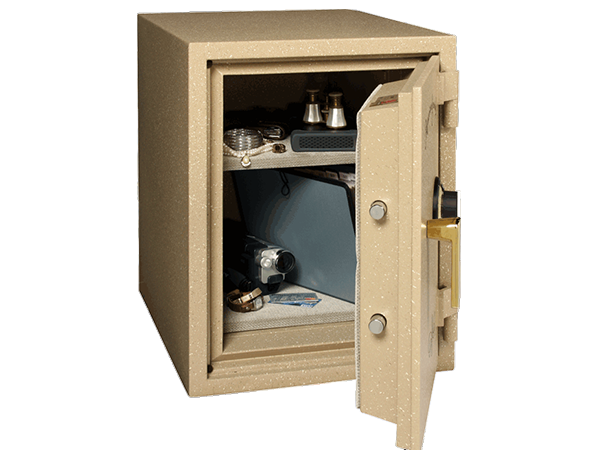 Cansec SmartLock system, fire rated safe